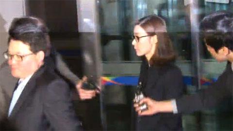 성현아 성매매 혐의 3차 공판