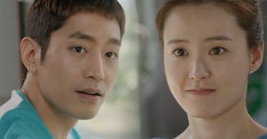 에릭-정유미 기차에서 '첫 눈에 반한' 만남 [연애의 발견] 20140819 KBS
