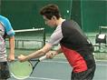 헨리의 테니스 교실