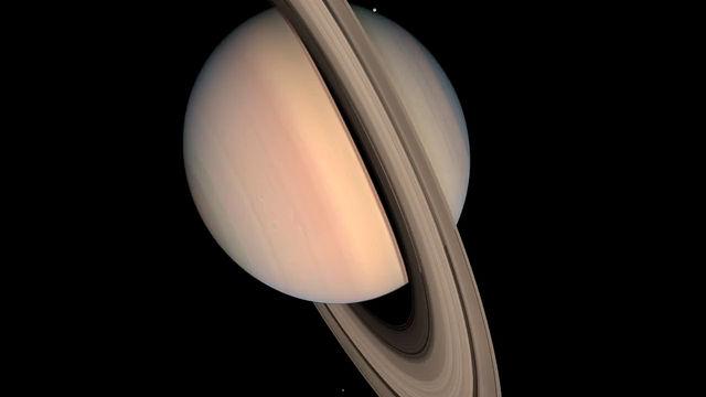토성의 고리, 경이로움 그 자체