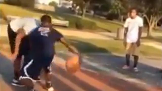 농구로 친구를 농락하는 법