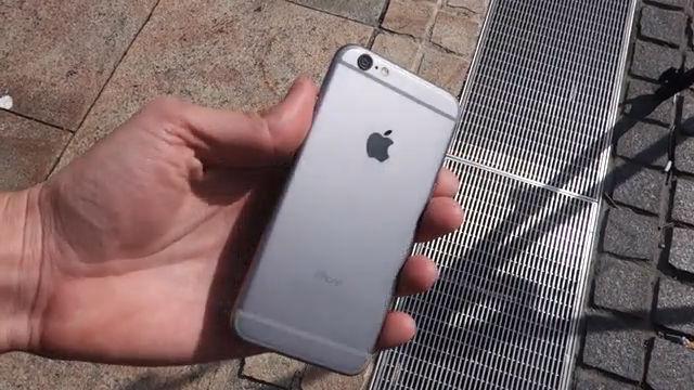 아이폰6 드롭 테스트, 결과는?