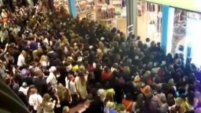미국 쇼핑 대란 30년 전후 비교