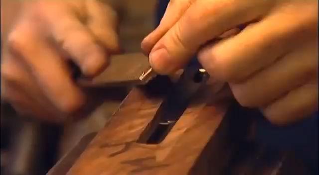 정교함의 극치, 엽총 제작 과정