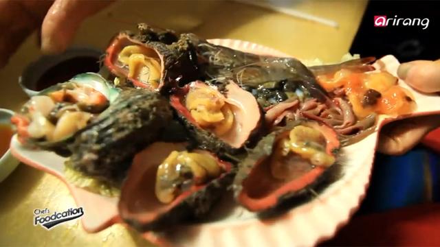 부산서 즐기는 진짜 해산물의 맛
