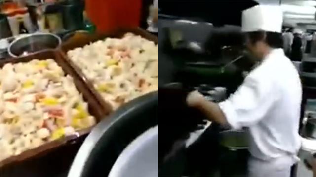 60인분 한 번에 요리하는 기술