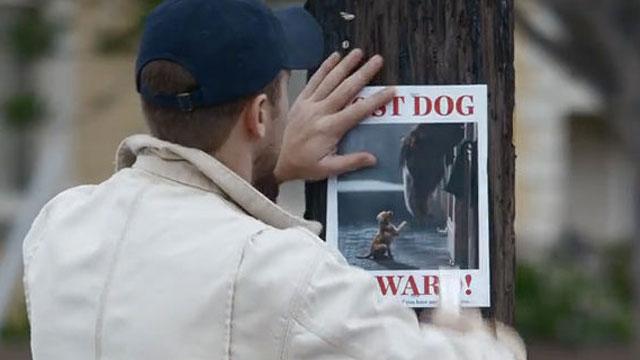 우와, 감동적인 외국 광고