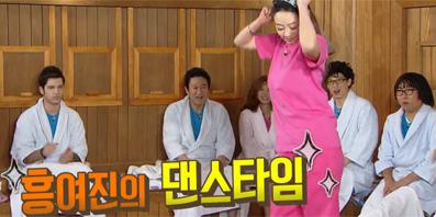 최여진-신수지-장서희, 3인3색 클럽댄스에 '후끈' [해피투게더] 20150305 KBS
