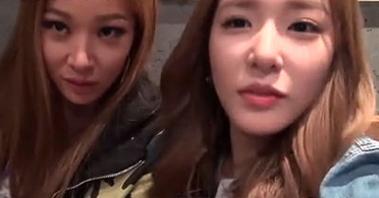 제시-소녀시대 티파니, 절친들의 만남! [현장토크쇼 택시] 373화