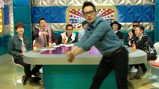 강남 클럽 댄스 1위한 실력