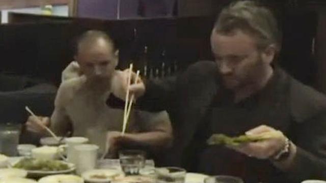 삼겹살 먹을 줄 아는 외국인