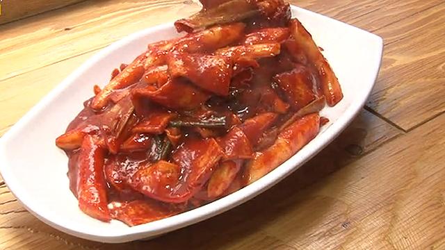 떡볶이 양념장 황금 레시피 공개