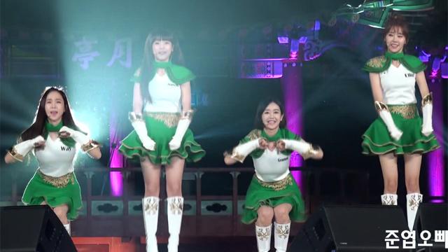 2년 전 한국이 들썩인 노래