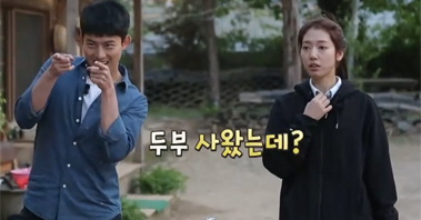 [신혜효과]택연, 빙구력 폭발 상승 중? [삼시세끼 정선편] 2화