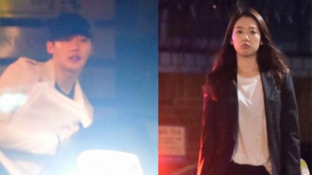 [독점] 박신혜 이종석 열애 포착