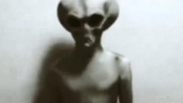생포된 외계인 실제 모습 헉