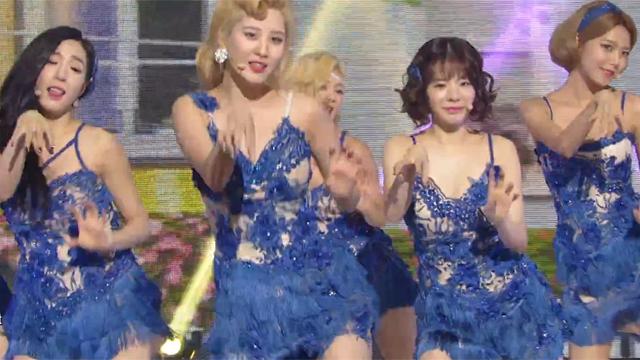 컴백 후 7관왕 사랑스러운 무대