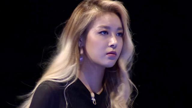 유빈 VS 효린 디스 배틀 공개
