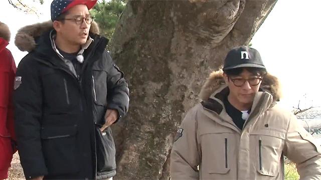 하차 김주혁에게 던진 돌직구