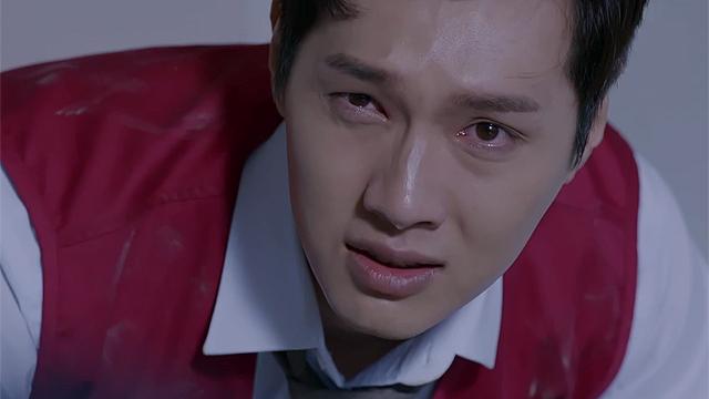 지현우, 분노의 눈물 흘리는 이유