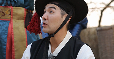 레전드 찍은 '엉덩이를 열어보거라' 결말! [렛츠고 시간탐험대 3] 2회 20160504