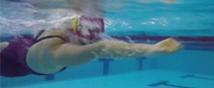 얼짱 선수에게 배우는 수영