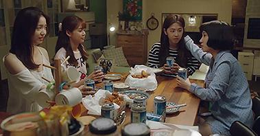 """박은빈, 화끈한 첫인사! """"피임은 꼭 해라~"""" [청춘시대] 1회 20160722"""