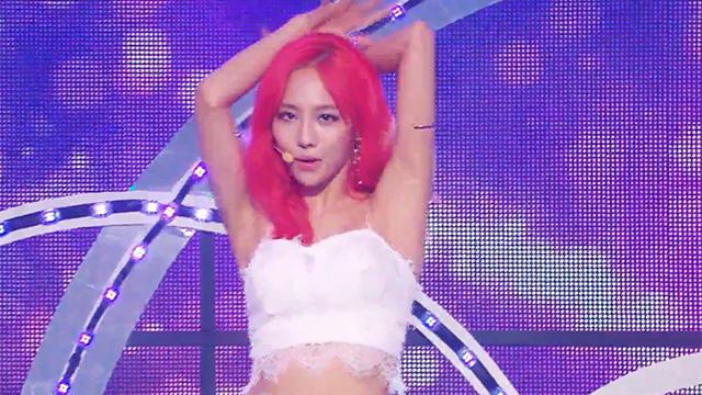 선미 뒤를 이을 JYP 섹시 디바