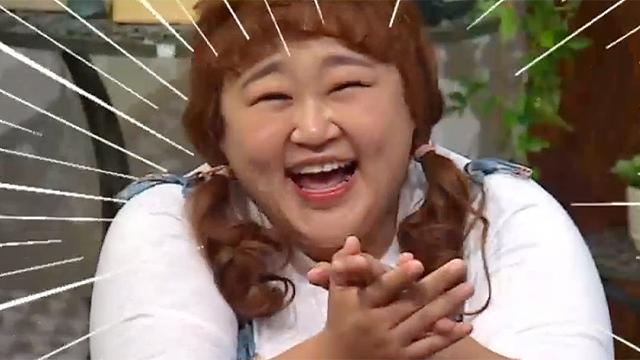 김원효 이상형이었던 개그우먼