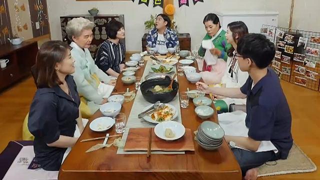 박수진 요리 맛본 손님들 반응