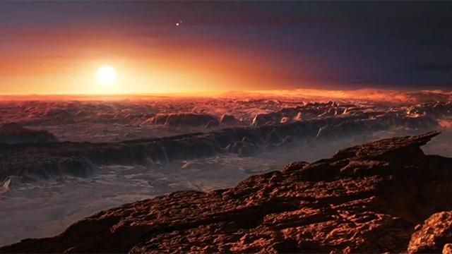 태양과 가까운 제2의 지구 발견