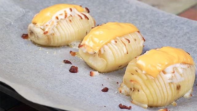 치즈와 감자의 환상적인 만남