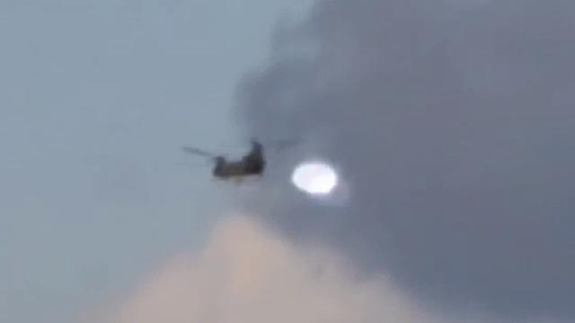 UFO 발견 이거 진짜라면 대박