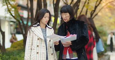 """홍진경, 전지현에 인생 조언 """"저 사람들 다 은행 거지들!"""" [푸른 바다의 전설] 5회 20161130"""