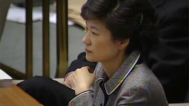 탄핵 대상자 된 대통령 12년 전