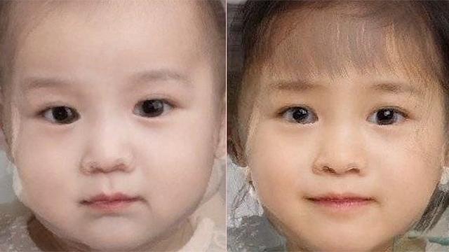 기대감 업, 비와 김태희 가상 2세