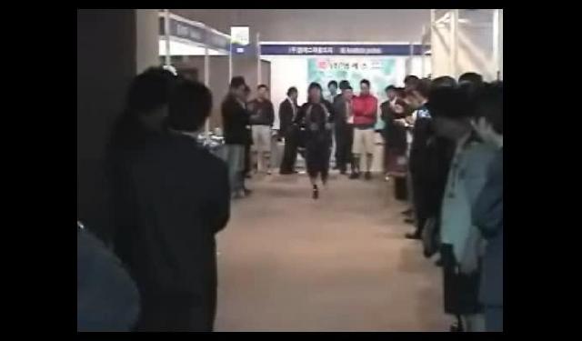 스포츠의족 9 : 러닝 동영상 1