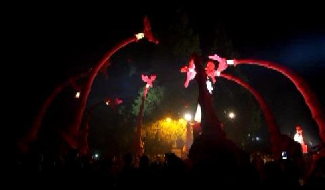 호수공원 축제