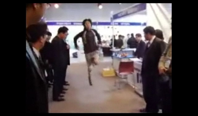 스포츠의족 10 : 러닝 및 점프 동영상