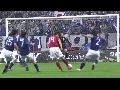 대한민국 vs 일본 전반 6분 박지성 선제골 한일전