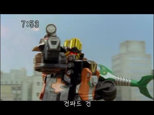 炎神戦隊ゴーオンジャーの画像 p1_7