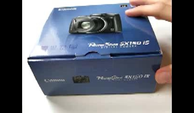 [] Canon PowerShot SX150 IS [  SX150 IS ]